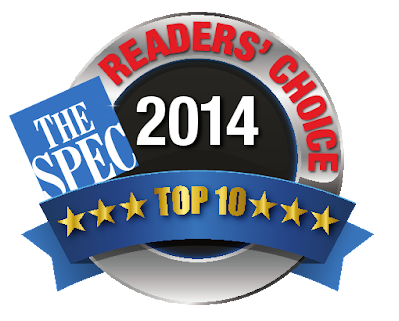 Hamilton Spectator Readers' Choice Top 10